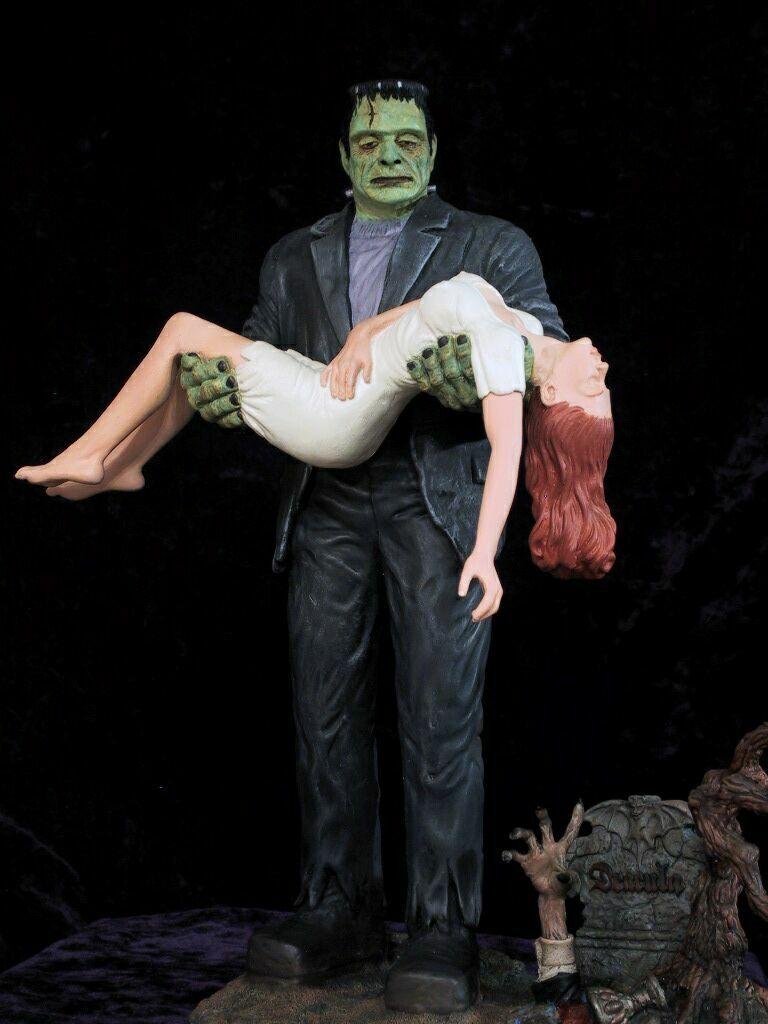 Frankenstein Carry Girl